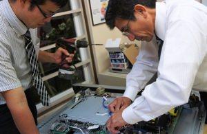 液晶テレビの修理