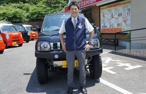 吉田の新車