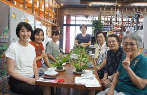 イベント お花教室