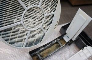 加湿空気清浄機フィルター